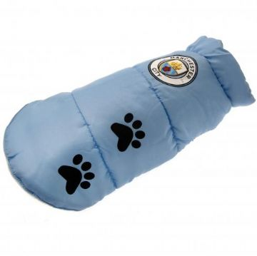 Manchester City Dog Coat (Small)